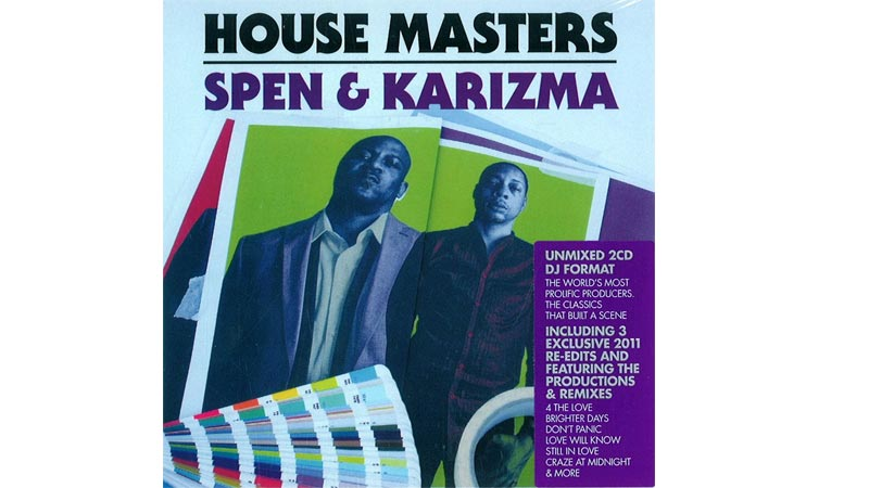 House Masters - Spen & Karizma