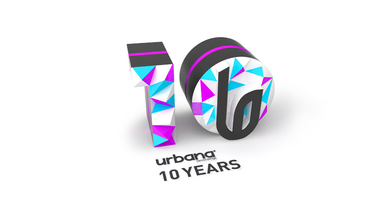 Urbana Recordings logo