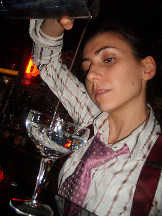 Esther Medina Cuesta, Opium Cocktail & Dim Sum Parlour – London