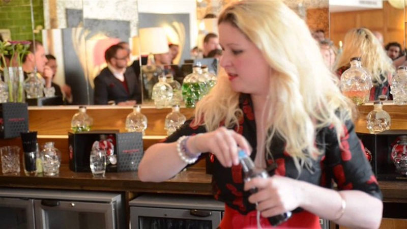 Sarah Mitchell, The London Cocktail Club – London