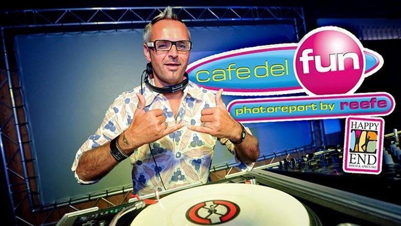 Dj Carlo - Cafe Del Fun