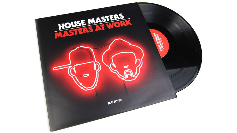 Masters At Work LP