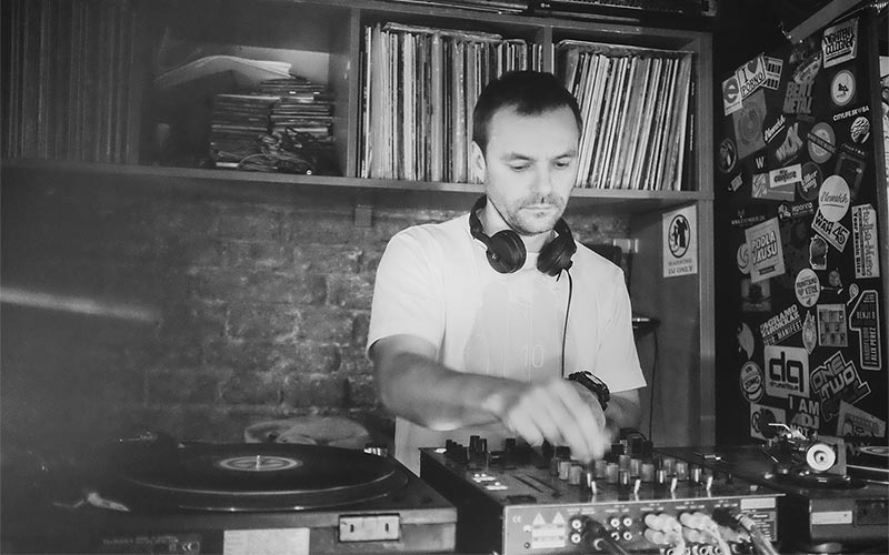 Gabriel Bordacs alias DJ Gabanna
