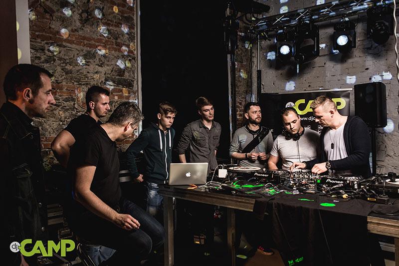 DJ Camp Kosice