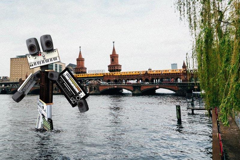 Red Bull Music Academy sa vracia do Berlína
