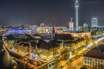 Nočný Berlín