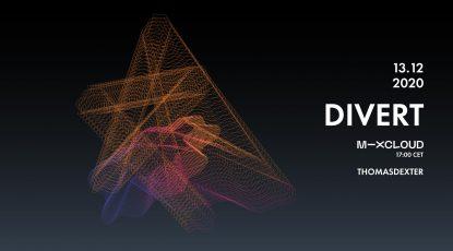 ThomasDeXter - Divert #3 13.12.2020 (Vinyl Only)