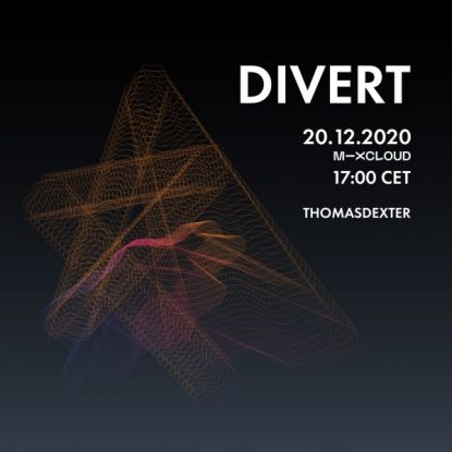 ThomasDeXter - Divert #4 20.12.2020 (Vinyl Only)