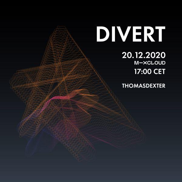 ThomasDeXter - Divert #4 20.12.2020 (Vinyl Only)