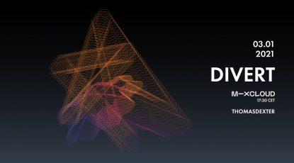 ThomasDeXter - Divert #6 03.01.2021 (Vinyl Only)