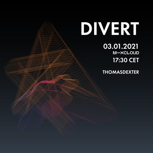 ThomasDeXter - Divert #6 03.01.2021 (Vinyl Only)