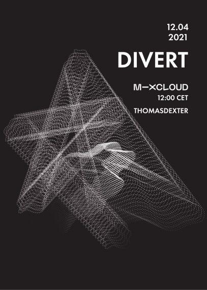 ThomasDeXter - DIVERT 12.04.2021 (Vinyl Only)