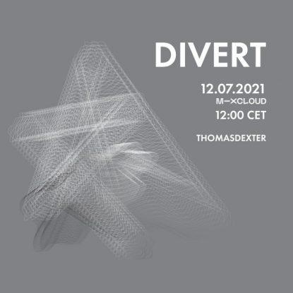 ThomasDeXter - DIVERT #19 12.07.2021 (Vinyl Only)